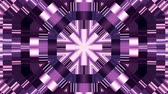 csempézett : abstract pixel block moving energy core system kaleidoscope animation motion graphics background New quality universal motion dynamic colorful joyful dance music video footage Stock mozgókép