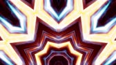 vivid wall : ornamental shiny crystal light rays kaleidoscope ethnic tribal psychedelic pattern animation abstract background New quality retro vintage holiday native colorful motion dynamic joyful music video