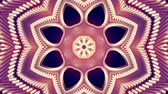hipnoza : shiny ornamental metal chain kaleidoscope seamless loop pattern animation abstract background New quality ethnic tribal holiday native universal motion dynamic cool nice joyful music video