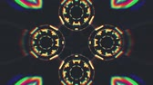 cubic : ornamental kaleidoscope ethnic tribal psychedelic pattern animation background loop New quality holiday native universal motion dynamic cool nice joyful music video