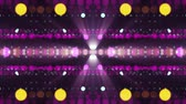 tekstil : ornamental lights symmetrical kaleidoscopic ethnic tribal psychedelic pattern animation background New quality retro vintage holiday native universal motion dynamic cool nice joyful music video Stok Video