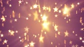 falling stars : shiny stars random moving fading animation light background animation new quality vintage universal motion dynamic animated colorful joyful holiday music cool video footage