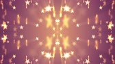 abstrakcja : symmetrical shiny stars random moving fading animation light background animation new quality vintage universal motion dynamic animated colorful joyful holiday music cool video footage