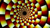 interminável : Endless rotating hypnotic spiral loopable animation