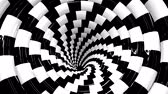 interminável : Endless rotating hypnotic spiral loopable video 4K