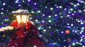 wintertime : Mystery Christmas background
