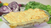 potato casseroles : Baked potato gratin