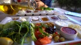 살라미 : traditional turkish breakfast