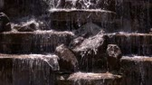 hidro : Water pool and water flow Stock Footage