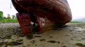 reino unido : Famous old ship wreck in Fort William, Scotland, Europe