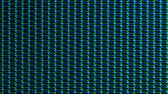 horizontální : magic texture in green and blue, small patterns stretching horizontal and vertical, , abstract video background Dostupné videozáznamy