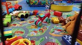 jardim de infância : Children play in the playroom in the kindergarten, In Kiev, Ukraine, 11.25.2017