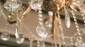 vitoriano : beautiful expensive chandelier with crystal
