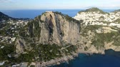 efsane : aerial view in Capri, Italy