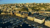 neapol : Aerial view of Naples. Italy