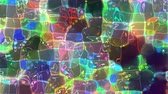 bilhete : animation of colorful abstract background