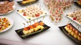 banquette : Delicacies, appetizers, desserts at the Banquet. Buffet, catering service. On-site restaurant