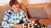 chess board : The Guy Does a Retaliatory Move