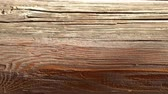 borovice : Closeup of a wall in a village house background. Closeup of a log wooden background rotating. Clear place for your isolated text. Empty space for your title copy space. Copyspace logo to blank design.