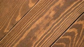 materiaal : Wooden background on wall rotates. Beautiful backdrop of old red boards on floor is spinning. Clear place for your isolated text. Empty space for your title copy space. Copyspace logo to blank design.