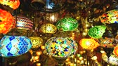 abstrato : Famous Grand Bazar shop in Istanbul Turkey