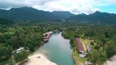 タイの : Koh Chang river view