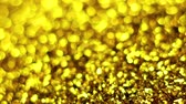 folyo : Golden glitterring texture. Magical Merry Christmas background