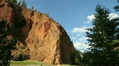 falésias : Red Cliffs pan