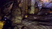 gruta : magnificent and magical structures of Paradise Cave hall