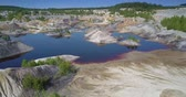pit mine : motion to restored lake ecosystem in abandoned clay pit