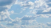 kupa : Timelapse of beautiful clouds in the sky at day.