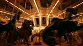 bright night lights : Carousel loop
