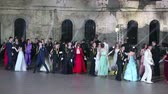 sevastopol : Officers Ball in the old fort - Crimea, Sevastopol, September 27, 2015