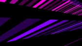 бизнес : Glowing lines, abstract background animation