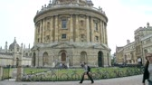 campus : Exterior View Of The Oxford Radcliffe Camera