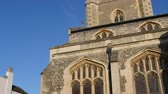 seyahat : Exterior Of St Marys Church In Henley-On-Thames
