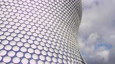 деталь : Exterior Of The Bullring Shopping Centre In Birmingham UK