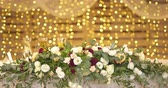 bloemstuk : Beautiful Wedding Decorations. Luxury Wedding Event