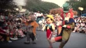 pamięć : 8mm Vintage 1968 Mickey Mouse Disney Parade