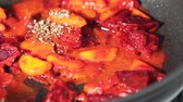 ��innost : A beetroot medley being seasoned