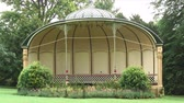 inglaterra : Shot of a gazebo in England