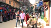 buddhista : Nepal market, during the day.
