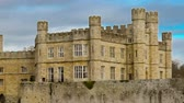 nobre : Time-lapse of historical Leeds Castle in Kent. Cropped.