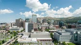 nebe : Timelapse of some buildings in Salt Lake City, Utah. Dostupné videozáznamy