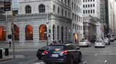 дорожный знак : Static view of intersection in San Francisco