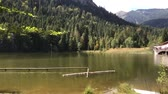 excursão : The Pflegersee is an artificially dammed lake in the Ammergau Alps in the district of Garmisch-Partenkirchen in the southwest of the Upper Bavarian government district.