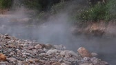 molas : Hot spring in the nature at Lampang Thailand