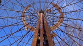 radyasyon : Ferris wheel of Pripyat ghost town 2019