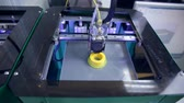 filamento : Timelapse. 3D printing with Plastic Wire Filament on 3D Printer. Vídeos
