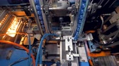 likvidace : Facility equipment processing PET tubes to make bottles. Dostupné videozáznamy